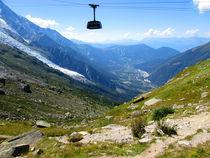 Mont Blanc Cable Car by susanbecruising