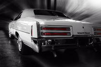 Pontiac Grand Ville, black and white von hottehue