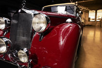 mercedes benz 1951, 170S by hottehue