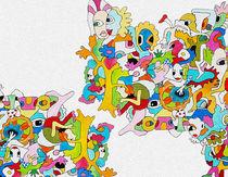 Mosaik der Phantasie by Viola Joisten