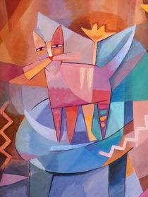 Tango Cat by Arte Costa Blanca