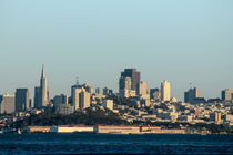 San Francisco - Skyline von Chris Berger