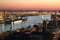 Hafenstadt Hamburg von Patrick Lohmüller