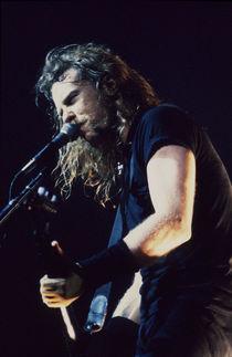 James Hetfield by Kris Arzadun