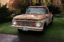 FORD Pickup, Ford 1964 by hottehue