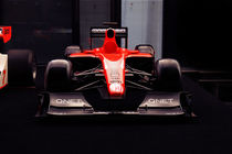 f1 car by hottehue