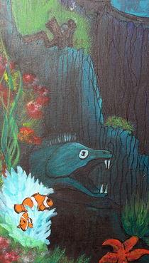 Unterwasser 4 von Edmond Marinkovic