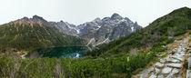 Dolina Rybiego Potoku, High Tatras, Poland von Tomas Gregor