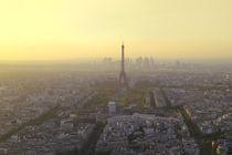 Ausblick über Paris by Patrick Lohmüller