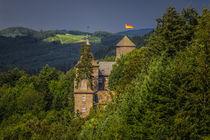 Burg Schnellenberg by Simone Rein