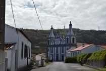 Kirche von Preia do Almoxarife by art-dellas
