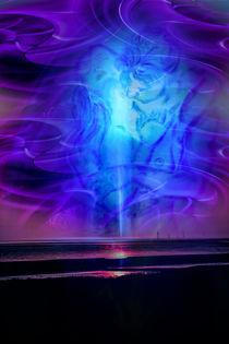 Himmlische Erscheinung von Walter Zettl