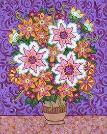 Vase Of Flowers No. 2 by Randal Huiskens