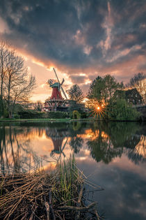 Hamburger Windmühle by Michael Onasch