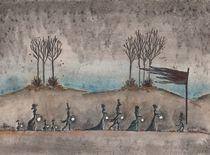 A November Night's Walk II by dieroteiris