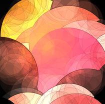 'Circles N.1' von oliverp-art