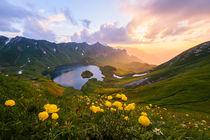 Alpine Paradise von Andreas Hagspiel