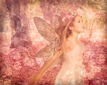 Fairy of Spring von Sandy Richter