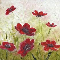 'Fields Flowers' by mikart