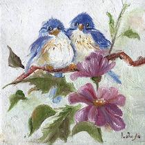 Little Birds  by mikart
