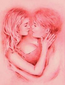 Liebesgeflüster - Erotik Paare von Marita Zacharias