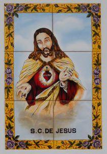 Jesus by art-dellas