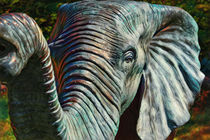 Elefant by Daniel Klein