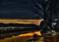 The night falls in by sonnengott