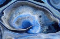 Flowing Paint Macro 0052 by Stephanie Rankin
