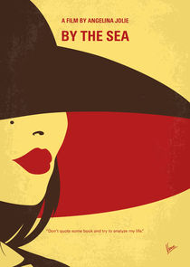 No805 My By the Sea minimal movie poster by chungkong