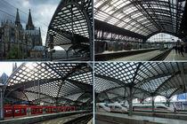 Der Kölner Hauptbahnhof - Eine Hommage by Hartmut Binder
