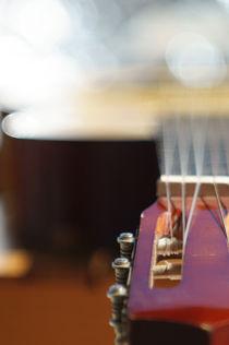 Gitarre - Nahaufnahme von H. Ullrich