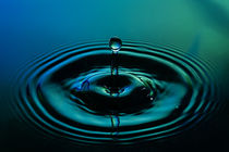 Water Drops by h3bo3