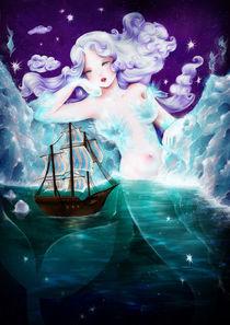 Polar Mermaid von Nicola Robin