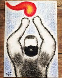 #09: Prometheus. von redphur