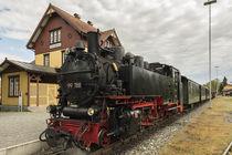 "Lok ""Berta"" | Bahnhof Ochsenhausen by Thomas Keller"