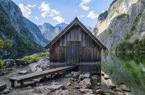 Alpine shack von h3bo3