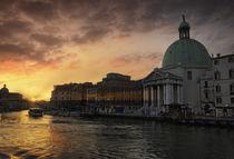 Venice San Simeon Piccolo by Maurizio Fecchio