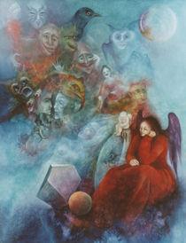 Melancholia oder die Geburt der Phantasie by Nicola Klemz