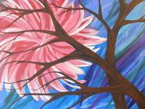 Blossom Tree by A. Hawkins