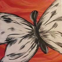 Dalmatian Butterfly by A. Hawkins