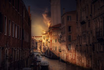 Venetian paths 4 by Maurizio Fecchio