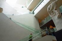 Staircase Ashmolean Museum, 3, Oxford von Hartmut Binder