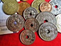 dänische Münzen von assy