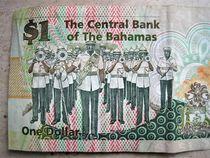 Ein Bahamas Dollar  von assy