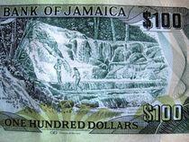 Hundert Jamaika-Dollar-Schein von assy