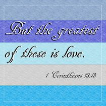 1 Corinthians 13 von eloiseart