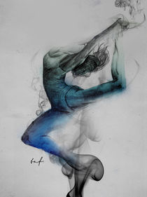Dancer by John Taf