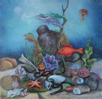 Haeckels Meeresgarten heute von Nicola Klemz