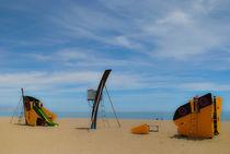 Beach  by Azzurra Di Pietro